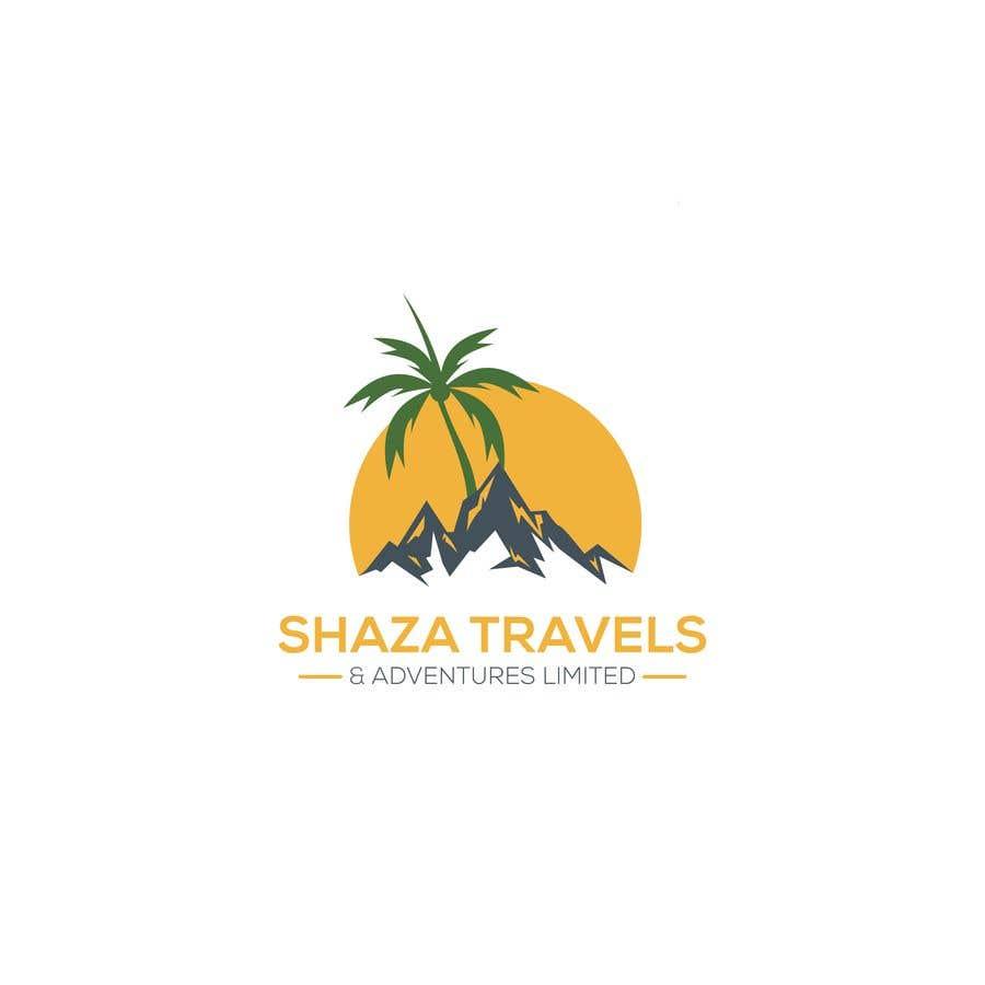 Kilpailutyö #                                        96                                      kilpailussa                                         Shaza Travels Logo Contest