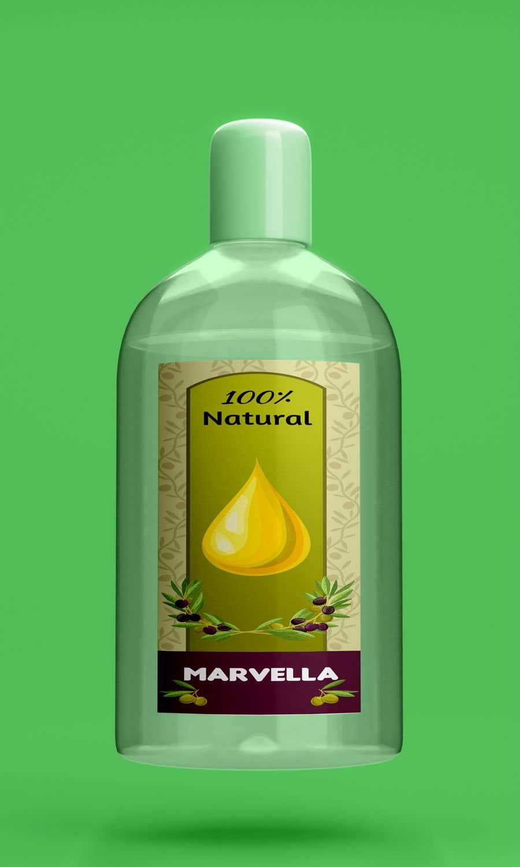 Penyertaan Peraduan #                                        41                                      untuk                                         Bottle label design
