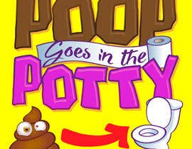 #97 for Design a Book Cover - Potty Training Book by giobanfi68