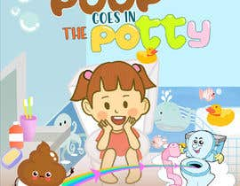#113 for Design a Book Cover - Potty Training Book by xskrtzx