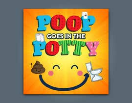 #68 for Design a Book Cover - Potty Training Book by ayahmohamed129