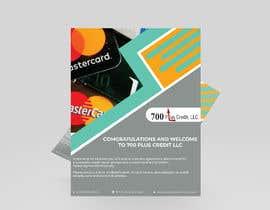 Nro 14 kilpailuun Need (5) individual flyers / graphics made for automatic emails sent to credit repair clients käyttäjältä subhan120