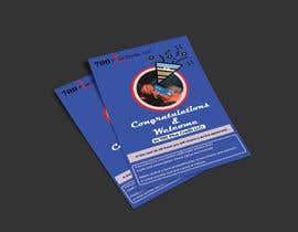 Nro 20 kilpailuun Need (5) individual flyers / graphics made for automatic emails sent to credit repair clients käyttäjältä shaon207