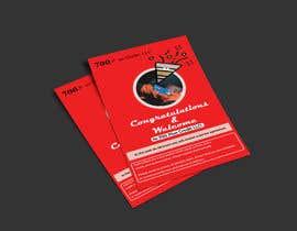 Nro 21 kilpailuun Need (5) individual flyers / graphics made for automatic emails sent to credit repair clients käyttäjältä shaon207