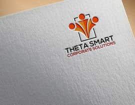#368 para Theta Smart Logo and Card Design. por shimaakterjoli