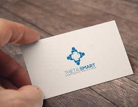 #262 para Theta Smart Logo and Card Design. por hmdsabbir953