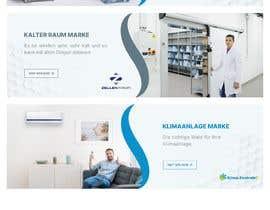 #45 cho Mockup Design for company website bởi mdziakhan