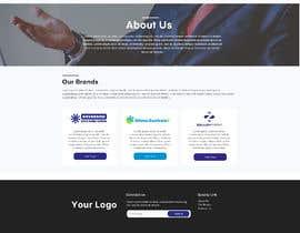 #20 cho Mockup Design for company website bởi joshuacastro183