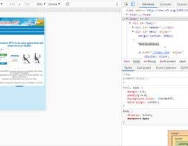 #25 for Convert single webpage to responsive design by OptimizeCoder