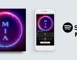 Nro 107 kilpailuun Spotify Song Cover Art Design käyttäjältä imranislamanik