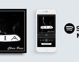 Nro 113 kilpailuun Spotify Song Cover Art Design käyttäjältä imranislamanik