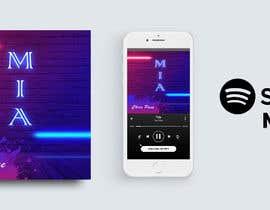 Nro 108 kilpailuun Spotify Song Cover Art Design käyttäjältä imranislamanik