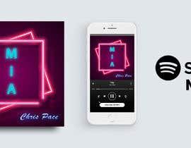 Nro 112 kilpailuun Spotify Song Cover Art Design käyttäjältä imranislamanik