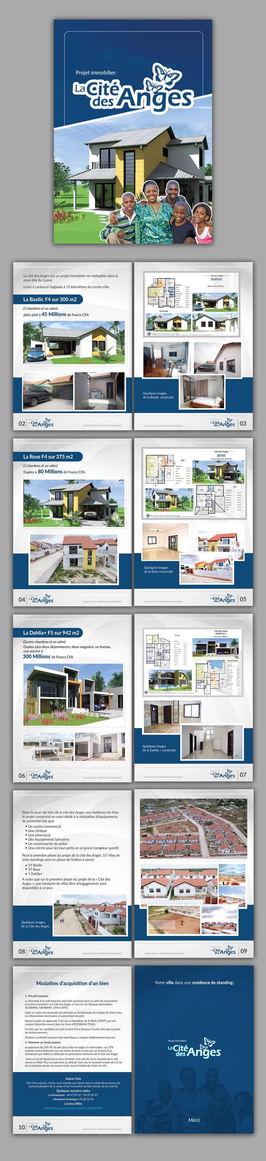 Konkurrenceindlæg #                                        121                                      for                                         Real Estate Pamphlet