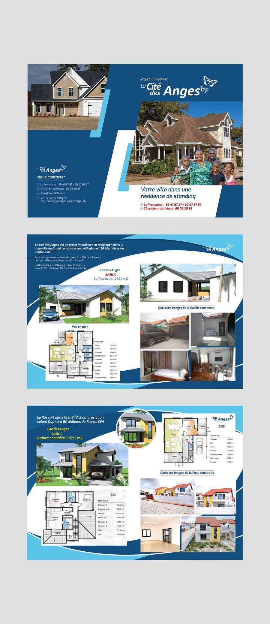 Konkurrenceindlæg #                                        131                                      for                                         Real Estate Pamphlet