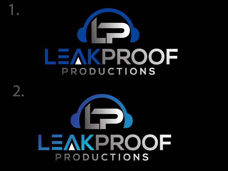 Kilpailutyö #                                        120                                      kilpailussa                                         Logo Design for a Music Production Company