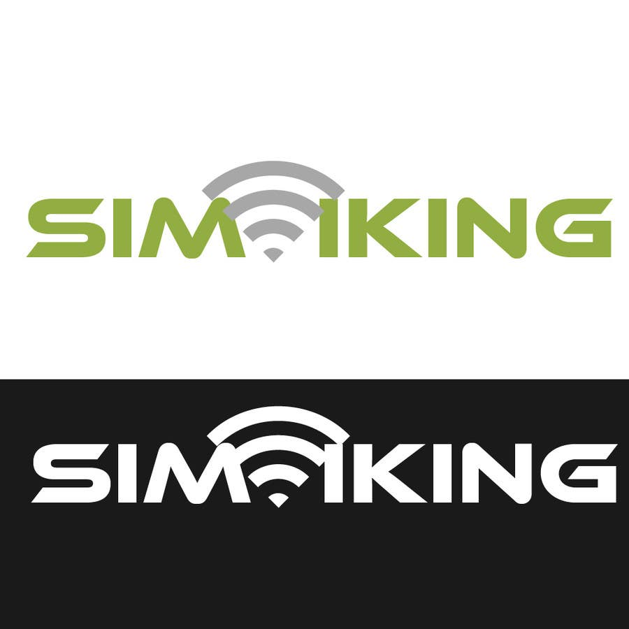 Inscrição nº                                         7                                      do Concurso para                                         Logo Design for SIMVIKING ApS