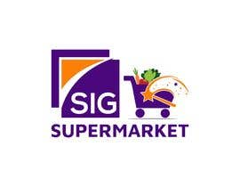 #367 para Create a logo for a Supermarket por Bros03