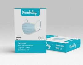 Nro 7 kilpailuun Packaging for Mask käyttäjältä Parthianu