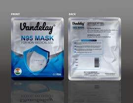 Nro 29 kilpailuun Packaging for Mask käyttäjältä kaushalyasenavi