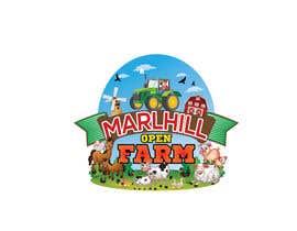 #134 untuk Logo Design for Open Farm oleh nusrataranishe