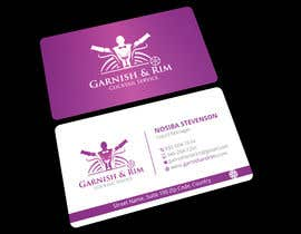 #220 for Design Business Cards For Bartender Company by Shovro9699