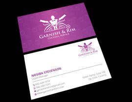 #223 for Design Business Cards For Bartender Company by Shovro9699