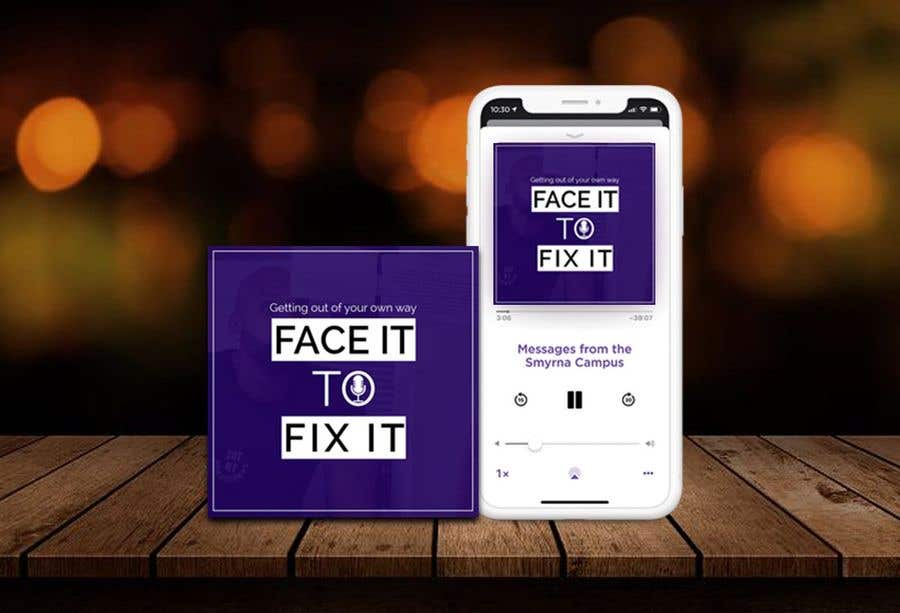 "Contest Entry #                                        78                                      for                                         Podcast design - ""Face it to Fix it"" show"