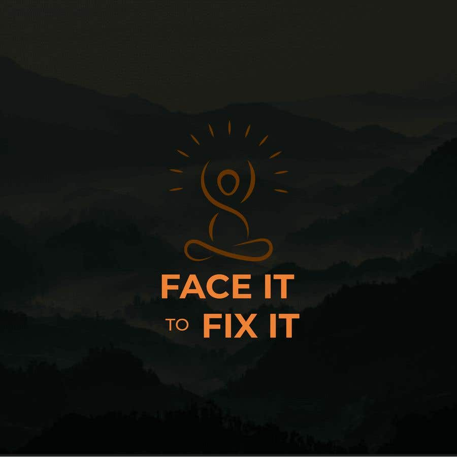 """Contest Entry #                                        29                                      for                                         Podcast design - """"Face it to Fix it"""" show"""