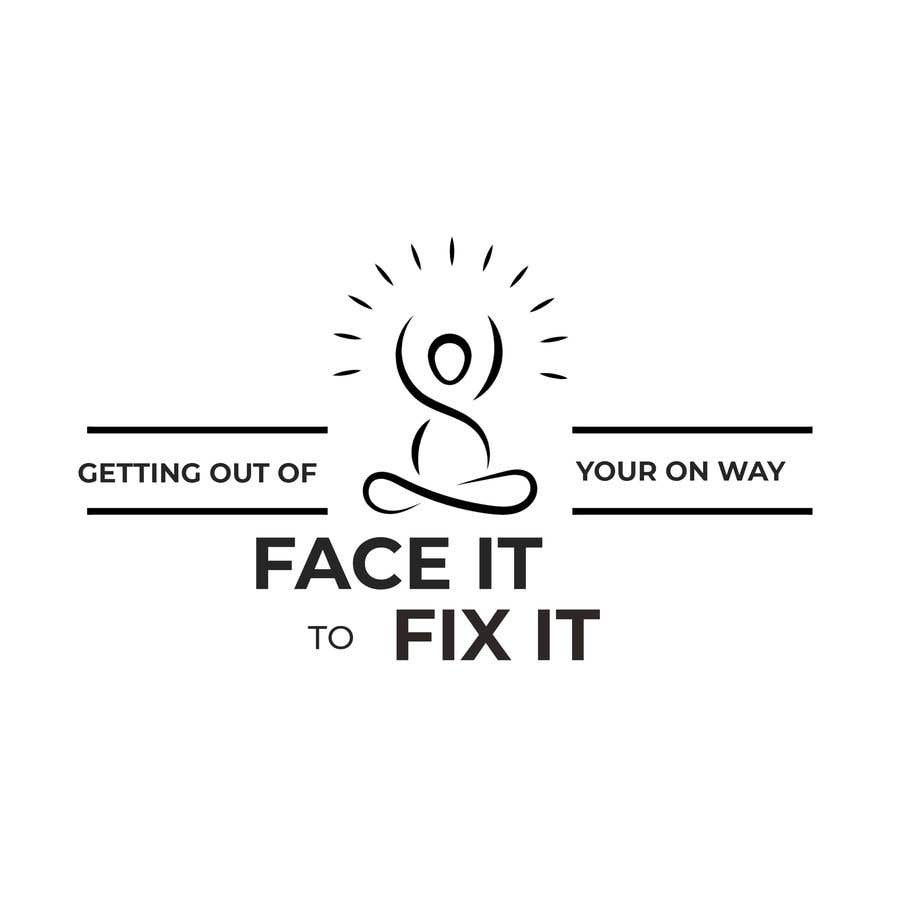 """Contest Entry #                                        124                                      for                                         Podcast design - """"Face it to Fix it"""" show"""