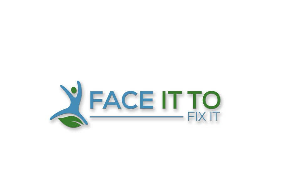 """Contest Entry #                                        75                                      for                                         Podcast design - """"Face it to Fix it"""" show"""