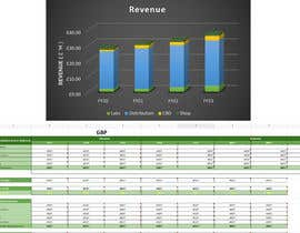 #4 untuk Design Graph and Chart into 3D - Spreadsheet Style Editing oleh GodwinLope