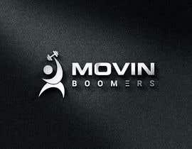 #705 para Movin' Boomers Logo por zitukb99