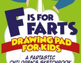 nº 42 pour Design a Book Cover - F is for Farts par giobanfi68