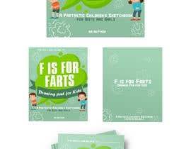 nº 25 pour Design a Book Cover - F is for Farts par thiagof1c4