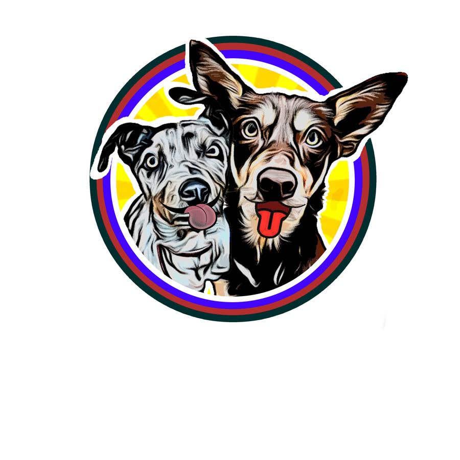Kilpailutyö #                                        62                                      kilpailussa                                         CARTOON DESIGN LOGO OF DOGS