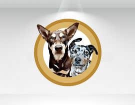 Nro 29 kilpailuun CARTOON DESIGN LOGO OF DOGS käyttäjältä RafaelMaya