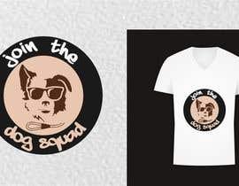 Nro 322 kilpailuun Create a new business logo for buisness name Dog Squad käyttäjältä Foley59
