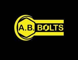 #498 for A.B. Bolts Logo by hridoy4616