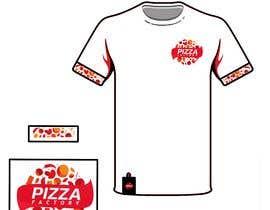 Nro 88 kilpailuun Branding mockups for Pizza company käyttäjältä Sahakash100
