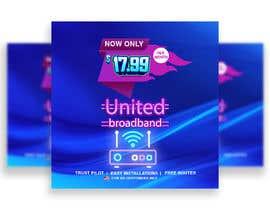#54 для Create Broadband Advertisement от imranislamanik
