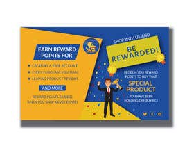 #29 for Need Reward Points Banners for My Website by qtamarpita
