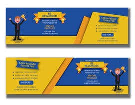 #47 for Need Reward Points Banners for My Website by qtamarpita