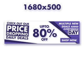 #61 for Need Daily Deals banners for My Website af bbhupen601