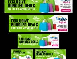 #63 for Need Bundle Deals Banners for Website af RoboExperts