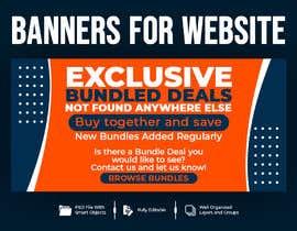 #54 for Need Bundle Deals Banners for Website af imranislamanik