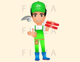#16 for Create an animated character by fizza1236