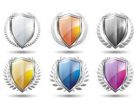 #43 cho Icon Design for Tiered Ranking System bởi elhamvecdi