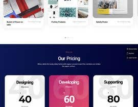 #87 for Website Design by foysal0203