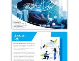#39 для Profile/Brochure Design for a Digital Agency от FarooqGraphics